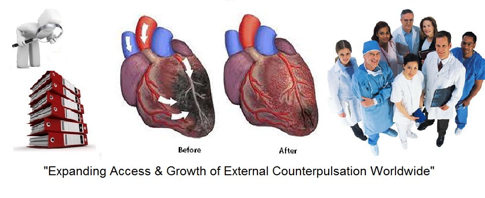 Expanding Access and Growth of External Counterpulsation (ECP and EECP) Therapy Worldwide